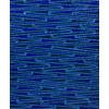 Untitled (Blue Kowhaiwhai)