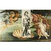 Birth of Venus (after Botticelli)