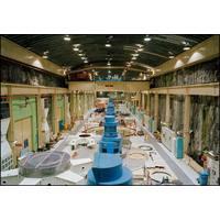 Machine Hall (During Refurbishment) Manapouri Underground Power Station (2005)