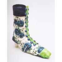 Blue Rose Boot (Lime Toe) (2005)