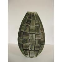 Woven Pod - Mosaic Vase Form (2008)