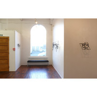 Negative Space Exhibition View