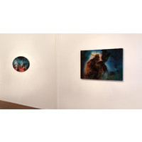 Cosmogony Exhibition View