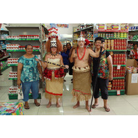 Der Papālagi at Frankie Supermarket