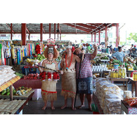 Der Papālagi at the Fugalei Market