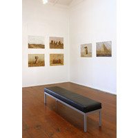 Pict (Painted Ones) Exhibition View