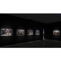 Der Papālagi (The White Man) Exhibition Preview Exhibition View