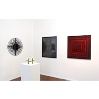 Fine Lines Exhibition View