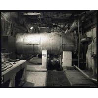 Interior (Penstock) Monowai Power Station 2003 (printed 2004)