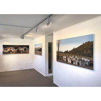 Recent Paintings Exhibition View