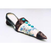 Iris Magenta Shoe [26]