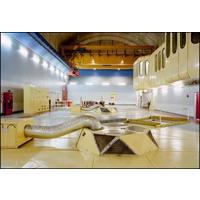 Machine Room Floor (Generators), Rangipo Underground Power Station (2005)