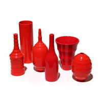 Assorted Red Vessels (2011)