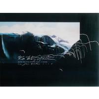 Heart & Frozen Armature (Rob Roy Glacier, Western Arm of the Matukituki Valley) (2005)
