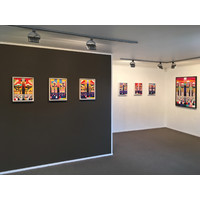 Māra Exhibition View