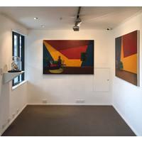 Graham Fletcher Peter Trevelyan Aiko Robinson Exhibition View