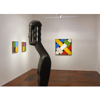The Language of Sculpture Exhibition View