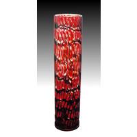 Scarlet & Black Murrine Vase (2002)