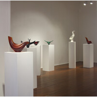 On the Wing Exhibition View