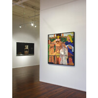 Five Important Paintings Exhibition View