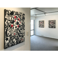 Conciliation Gatherers Exhibition View