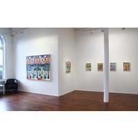 Water Lilies Exhibition View