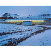 Geothermal Glasshouse (Varmaland), Iceland 2001 (printed 2001)
