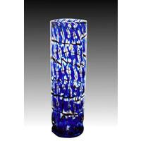 Colbalt & Black Murrine Vase (2002)