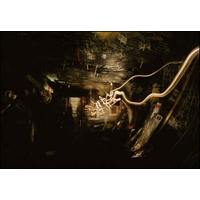 Light Trail/Men Working, Huntly Underground Coal Mine (2005)