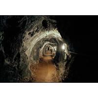 Underground Access Tunnel, Manapouri Underground Power Station (2005)