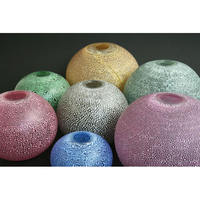 Group of Large and Small Murrine Vessels (2007 & 2008)
