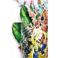 Green Bouquet (2003) DETAIL