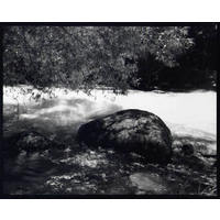 Lake (Hydro) Outlet, Lake Monowai 2003 (printed 2004)