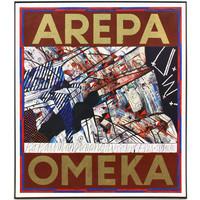 Arepa Omeka, 9 Maehe