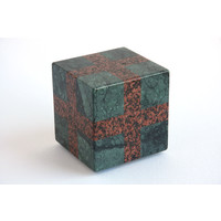 Cube (Green / Red)