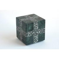 Cube (Green / Grey)