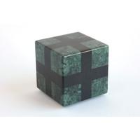 Cube (Green / Black)