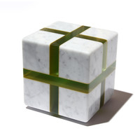Cube (White / Yellow)