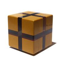 Cube (Orange / Red)