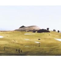 Small Hill At Seacliff