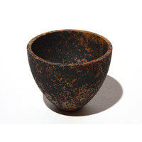 Patinated Bronze Crucible [13279]