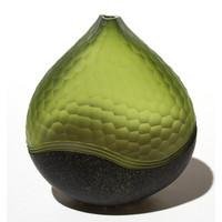 Olive Landscape Vessel