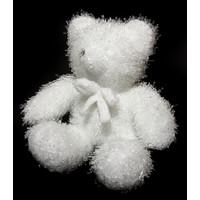 Bear with a Ribbon Bow