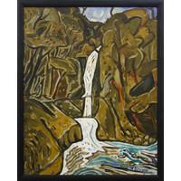 Waterfall, Dusky