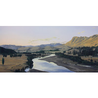 First Light, Te Mata Peak, Hawkes Bay
