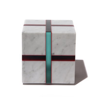 Cube (Marble / Red Cross)
