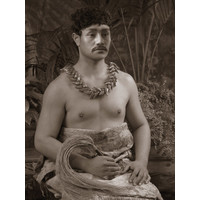 Tama Samoa; Samoan Man