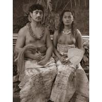 Ulugali'i Samoa; Samoan Couple