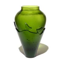 Stephens Island Urn (Buller Still Life - Olive Green)