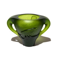 Resolution Island Bowl (Buller Still Life - Olive Green)